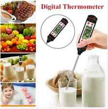 Digital food termómetro Kitchen Cooking BBQ food Meat Probe pen style household