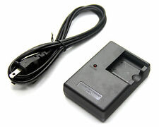 Battery Charger for Olympus Tough TG-310 TG-320 LS-20M VR-330 VR-320 VR-310 new