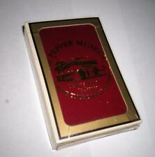 NEW NEVER OPENED DR PEPPER MUSEUM DECK OF PLAYING CARDS COCA COLA COKE