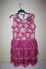 MATILDA JANE~Friends Forever Freja Tulle Tutu Tank Dress~Size 14 New with tag