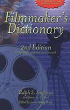 Filmmaker's Dictionary, 2nd Edition-ExLibrary