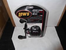LEWS SPEED SPOOL CARBON FIRE HIGH SPEED REEL.  7.1:1