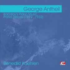 Antheil: Bad Boy's Piano Music-Piano Pieces (1919- - George  (2013, CD NEU) CD-R