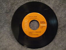 "45 RPM 7"" Record Charley Pride Love Put A Song In My Heart & We Could APB0-0257"