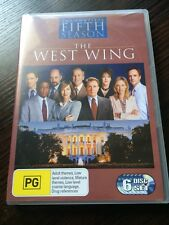 The West Wing - complete Season 5 DVD box set
