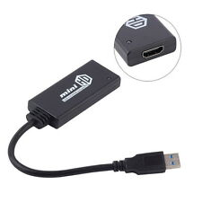USB 3.0 To HDMI 1080P HD Video Adapter Converter for PC Laptop US Seller OY