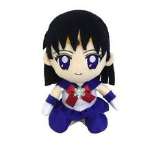Sailor Moon 6'' Sailor Saturn Import Plush Licensed NEW