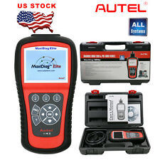 Autel Maxidiag Elite MD802 Pro All System + DS Model Scan Tool ENG ABS SRS OBDII