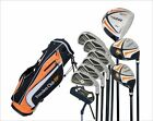 Founders Judge Mens Complete Golf Set, Graphite Regular Flex Shafts-Right Handed