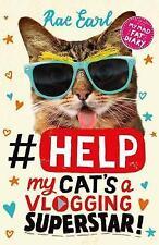 #Help: mi Gato un vlogging Superstar!, Earl, Rae, nuevo