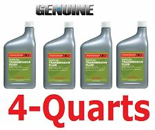 4-Quarts Genuine Honda Manual Transmission Fluid
