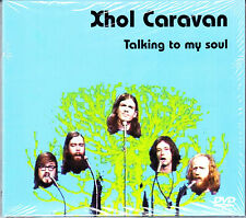 XHOL CARAVAN talking to my soul DVD NEU OVP/Sealed