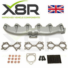New Replacement Cast Iron Exhaust Manifold BMW X3 E83 3.0D X5 E53 3.0D Crack Fix