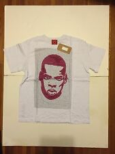 Staple STPL Jay-Z Shawn Highlighter T Shirt White 2XL NEW IN PLASTIC