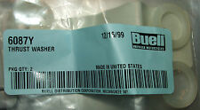 NOS Buell Pt# 6087Y Thrust Washer Qty 2 In Package