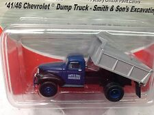 HO 1/87 Classic Metal Works # 30345 '41/46 Chevy Dump Truck - Smith & Son's Ex.