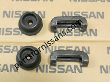 GENUINE NISSAN 300ZX Z32 TT TWIN TURBO RADIATOR RUBBER MOUNTING KIT NEW OEM
