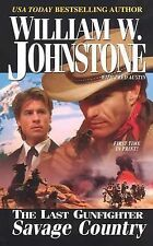 Savage Country by William W. Johnstone (2006, Paperback)