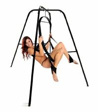 Couples Easy Position Sex Swing Stand Bedroom Furniture Kinky Love Yoga Stand