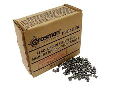 CROSMAN PREMIER DOMED .177 4.5 mm 1250 pcs. 7.9 gr Airgun Pellets Air rifle