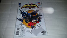 Batman and Robin # 36 The New 52! (DC, 2015) First Print LEGO Variant Cover