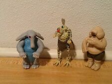 Vintage Star Wars Figure Lot Sy Snootles Max Rebo Band Droopy McCool  Jabba