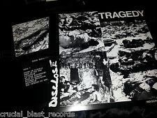 DISCLOSE Tragedy LP REISSUE berserk Japanese noise punk Confuse zyanose framtid