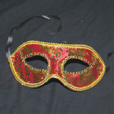 Velvet Venetian Masquerade Mask Mens Womens Masked Ball Prom Eye Wedding Classic