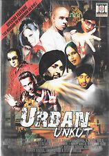 URBAN UNKUT- BRAND NEW BHANGRA DVD - FREE UK POST