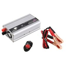 DC 12V to AC 220V Portable Car Power Inverter Charger Converter 1000W WATT F70