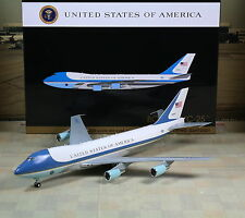 "Gemini Jets US Air Force One ""29000"" B747-200 ""Sold Out"" 1/200"