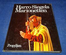 Harro Siegels - Marionetten