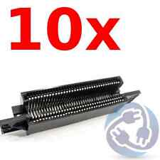 10X New 72 Pin Connector Replacement Cartridge Slot For Nintendo NES US Seller