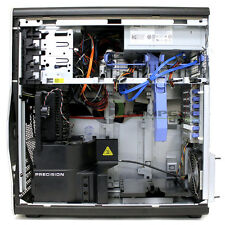 Dell Precision T7500 Tower Workstation Computer Case Chassis PSU DVD (No Mobo)