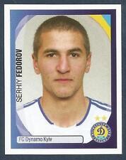 PANINI UEFA CHAMPIONS LEAGUE 2007-08- #453-DYNAMO KYIV-SERHIY FEDOROV