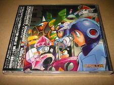 Rockman 9 Mega Man/Capcom Arrange Soundtrack CD