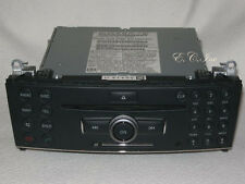 08~12 OEM GENUINE Mercedes X204 GLK300 GLK350 HDD Navigation Comand Changer