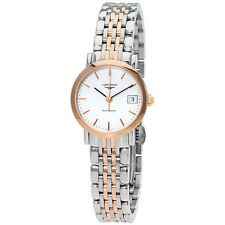 Longines Elegant Automatic Stainless Steel Ladies Watch L4.309.5.12.7
