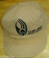 Star Trek The Next Generation VINTAGE 90s Strapback adjustable hat Dad Hat Style