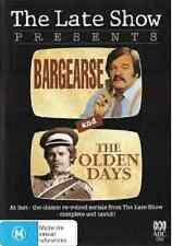THE LATE SHOW PRESENTS: BARGEARSE + THE OLDEN DAYS – DVD, D GENERATION