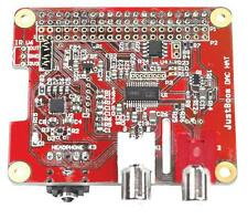 Justboom - JUSTBOOM DAC HAT - Dac Hat For Raspberry Pi