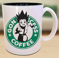 Gon Hunter X Hunter Starbucks Anime Manga Japanese Insipred Cartoon Geek Mug