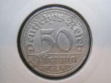 Deutsches Reich 50 Pfennig 1921 A ( 001)