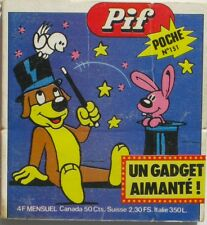 Pif Poche n°151- Mars 1978 - Jeux - Gags -