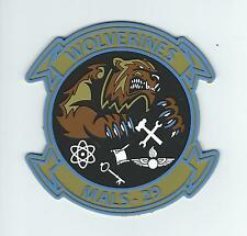 MALS-29 WOLVERINES (THEIR LATEST) PVC patch