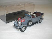 Mercedes Benz 770 cabriolet decouvrable Germany WWII Minichamps 1/43