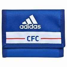 adidas Chelsea Wallet Blue Football Official Club Card Holder Embroidered Crest