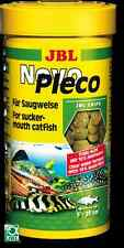 JBL NovoPleco CHIPS   - Algae Wafers for Plecos - 250ml