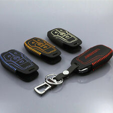 Car Key Case For Ford Escort 2016 Lincoln MKC MKZ 2014 15 Keychain Remote Cover