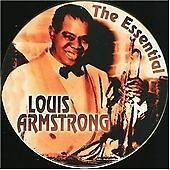 The Essential Louis Armstrong, Louis Armstrong, Very Good Condition